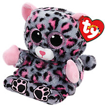 Buy Ty Trixi Leopard Peek-A-Boo Soft Toy Online at johnlewis.com