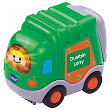 Buy VTech Baby Toot-Toot Drivers Dustbin Lorry Online at johnlewis.com
