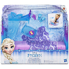 Buy Disney Frozen Elsa Canopy Bed, Blue/Purple Online at johnlewis.com