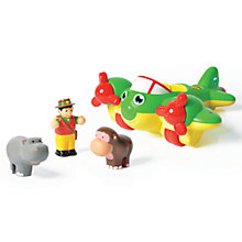 Buy WOW Toys Wilf's Wildlife Plane Online at johnlewis.com