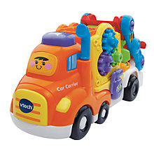 Buy VTech Toot-Toot Car Carrier Online at johnlewis.com