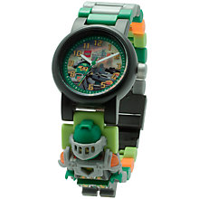 Buy LEGO Nexo Knights Aaron Watch Online at johnlewis.com