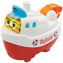 Buy VTech Baby Toot-Toot Drivers Tugboat Online at johnlewis.com