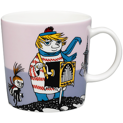 Product photo of Finland arabia too ticky mug violet