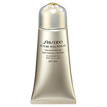 Buy Shiseido Future Solutions LX Universal Defence SPF 50+, 50ml Online at johnlewis.com