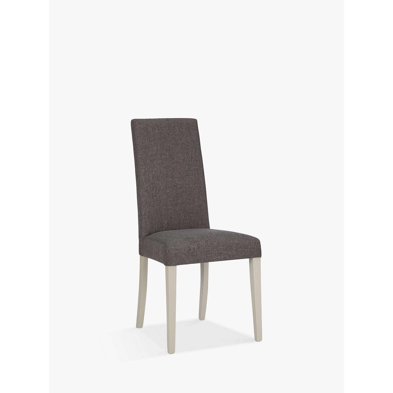 BuyJohn Lewis Alba Lydia Dining Chair, Soft Grey Online At Johnlewis.com ...