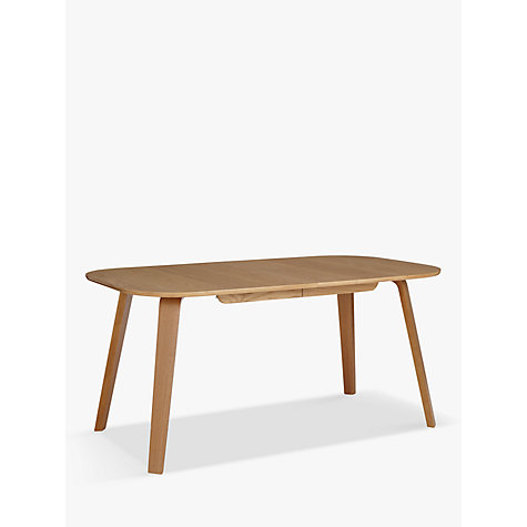 Buy House By John Lewis Anton Extending Dining Table Online At Johnlewis