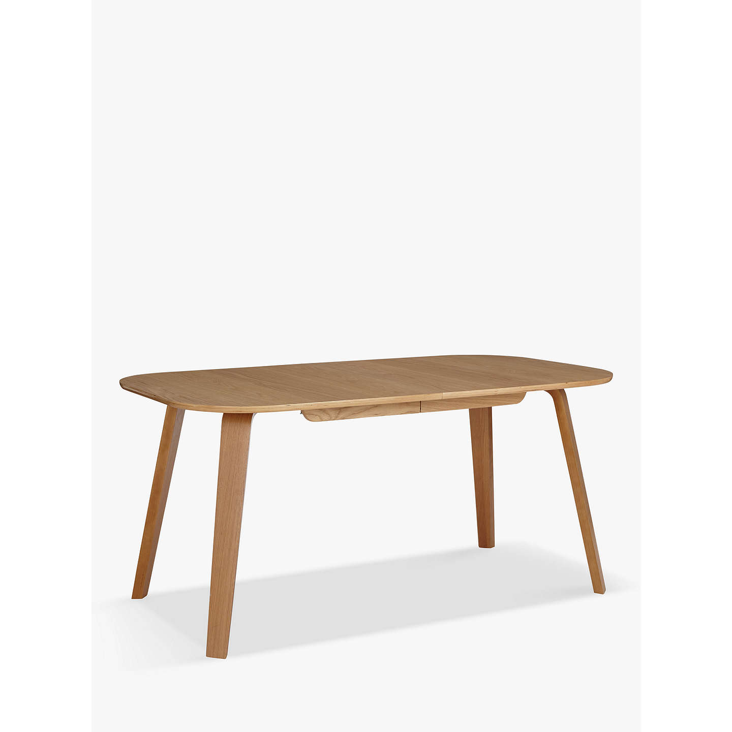 BuyHouse By John Lewis Anton Extending Dining Table Oak Online At Johnlewis
