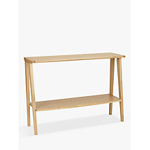 Buy John Lewis Duhrer Console Table Online at johnlewis.com