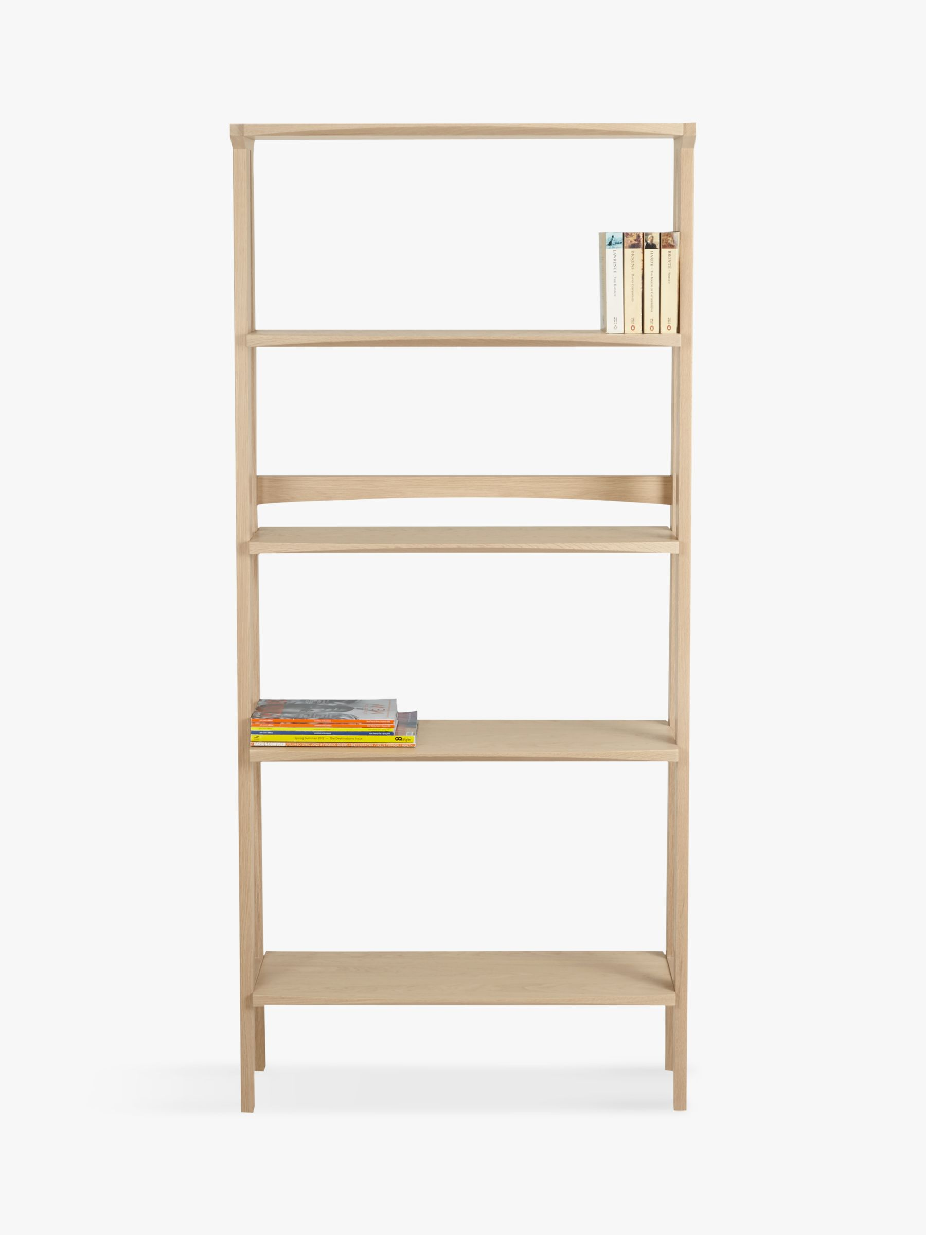 Design Display Bookshelf buy john lewis duhrer bookshelf display unit online at johnlewis com