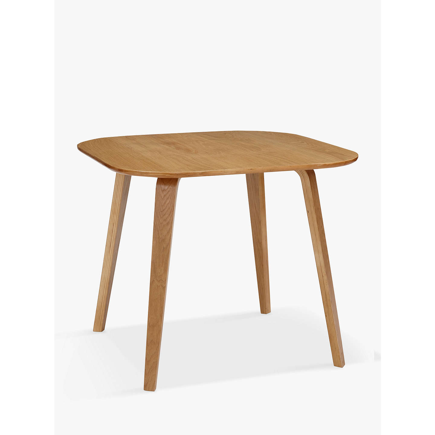 House By John Lewis Anton Dining Table, Small At John Lewis