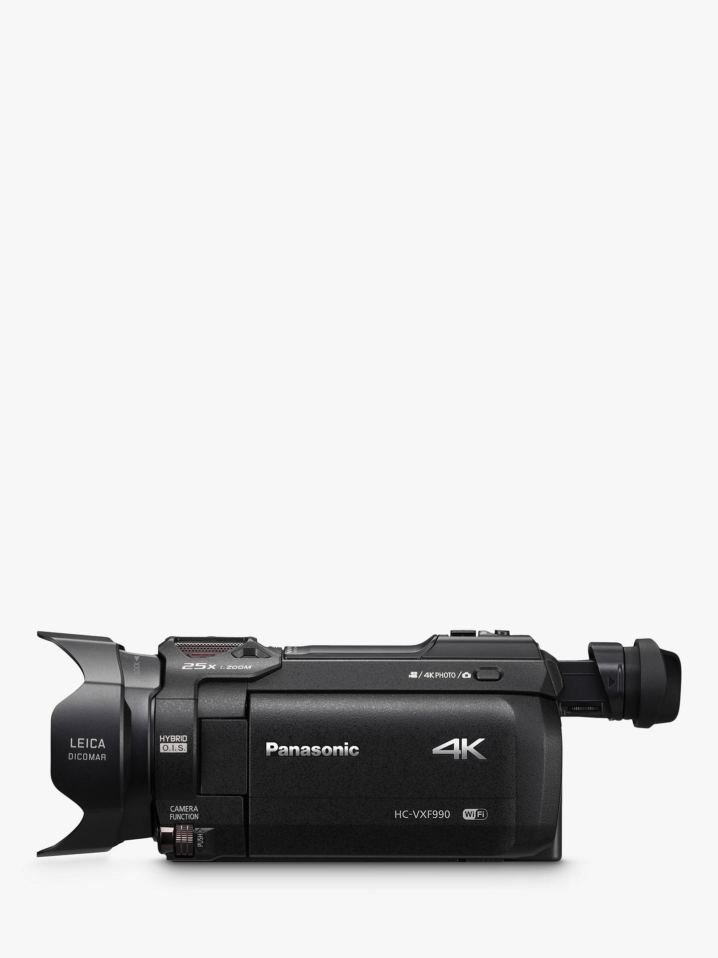 4k Ultra Hd Camcorder Hc Vxf990ebk K Panasonic Vx985 Buypanasonic 829mp 20x