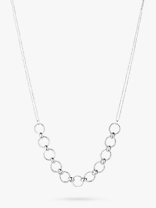 Links of London Aurora Link Necklace, Silver