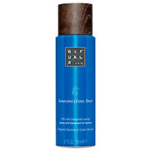 Buy Rituals Samurai Cool Deodorant Spray, 200ml Online at johnlewis.com