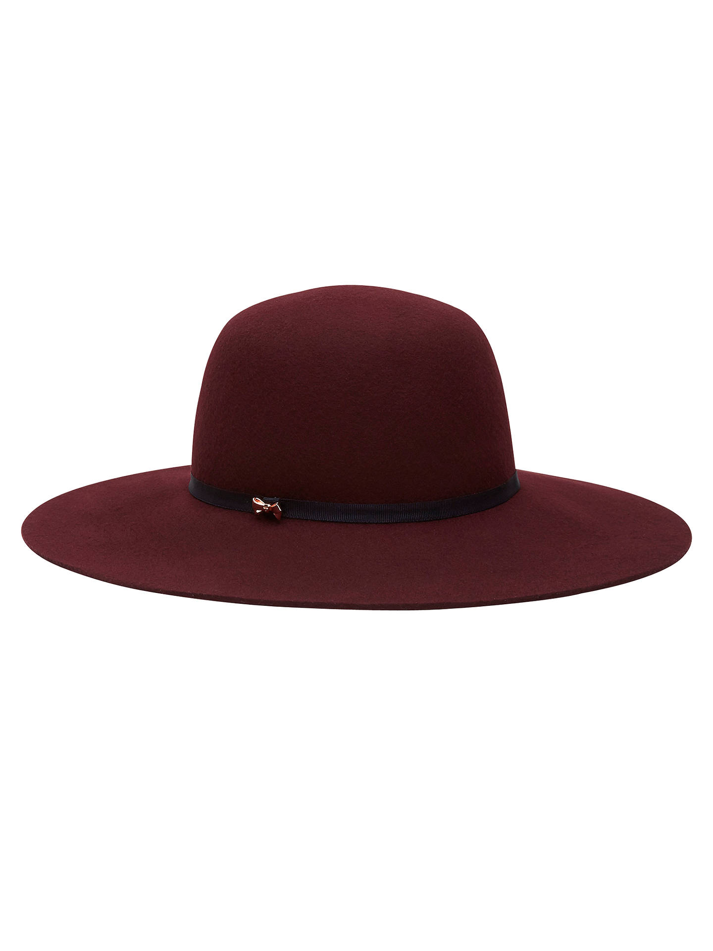 BuyTed Baker Cooney Floppy Wool Felt Hat 0443527b4bc