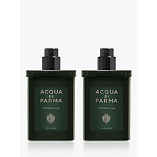 Buy Acqua di Parma Colonia Club Eau de Cologne Travel Spray Refill, 2 x 30ml Online at johnlewis.com