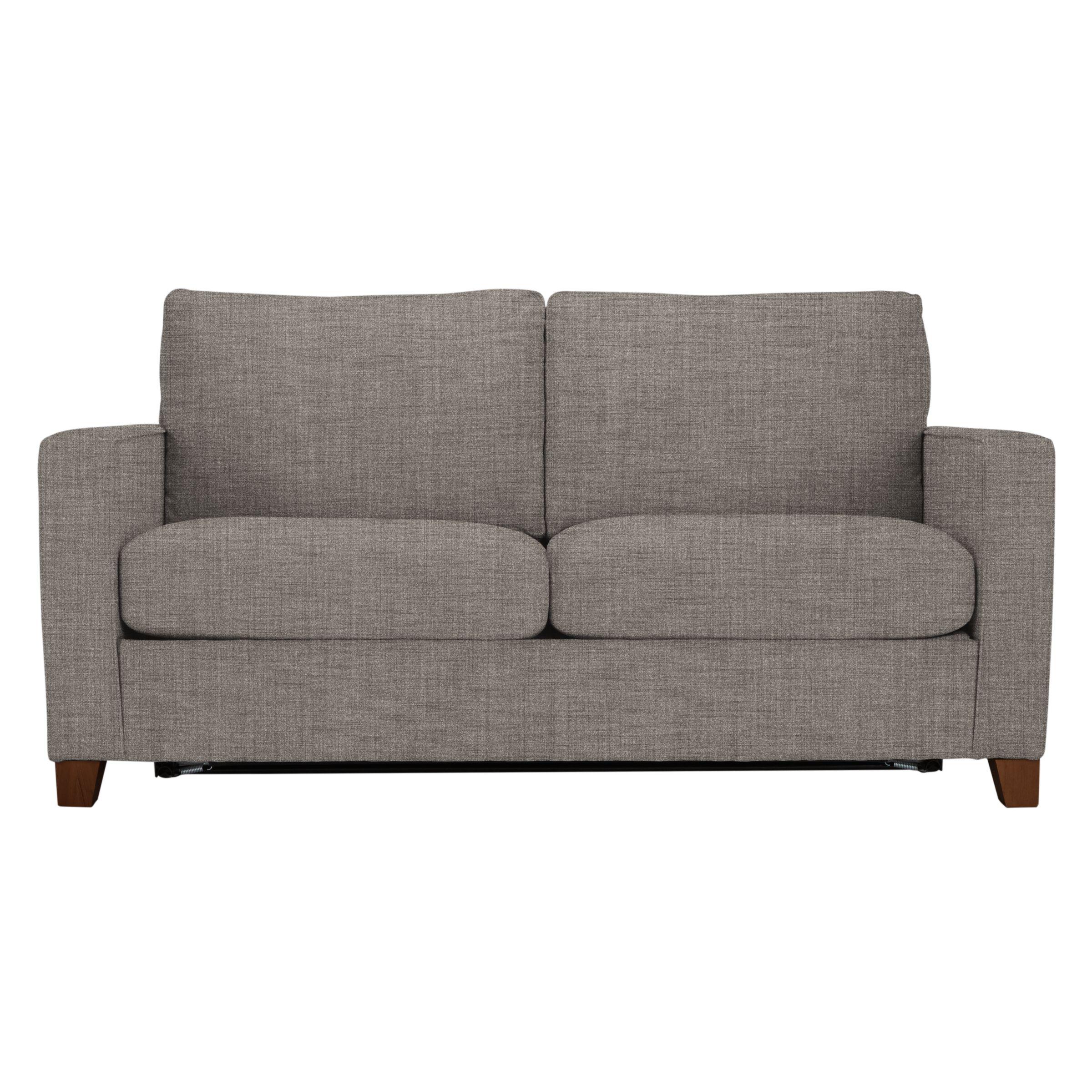 Admirable John Lewis The Basics Jackson Medium 2 Seater Sofa Bed Dark Ibusinesslaw Wood Chair Design Ideas Ibusinesslaworg