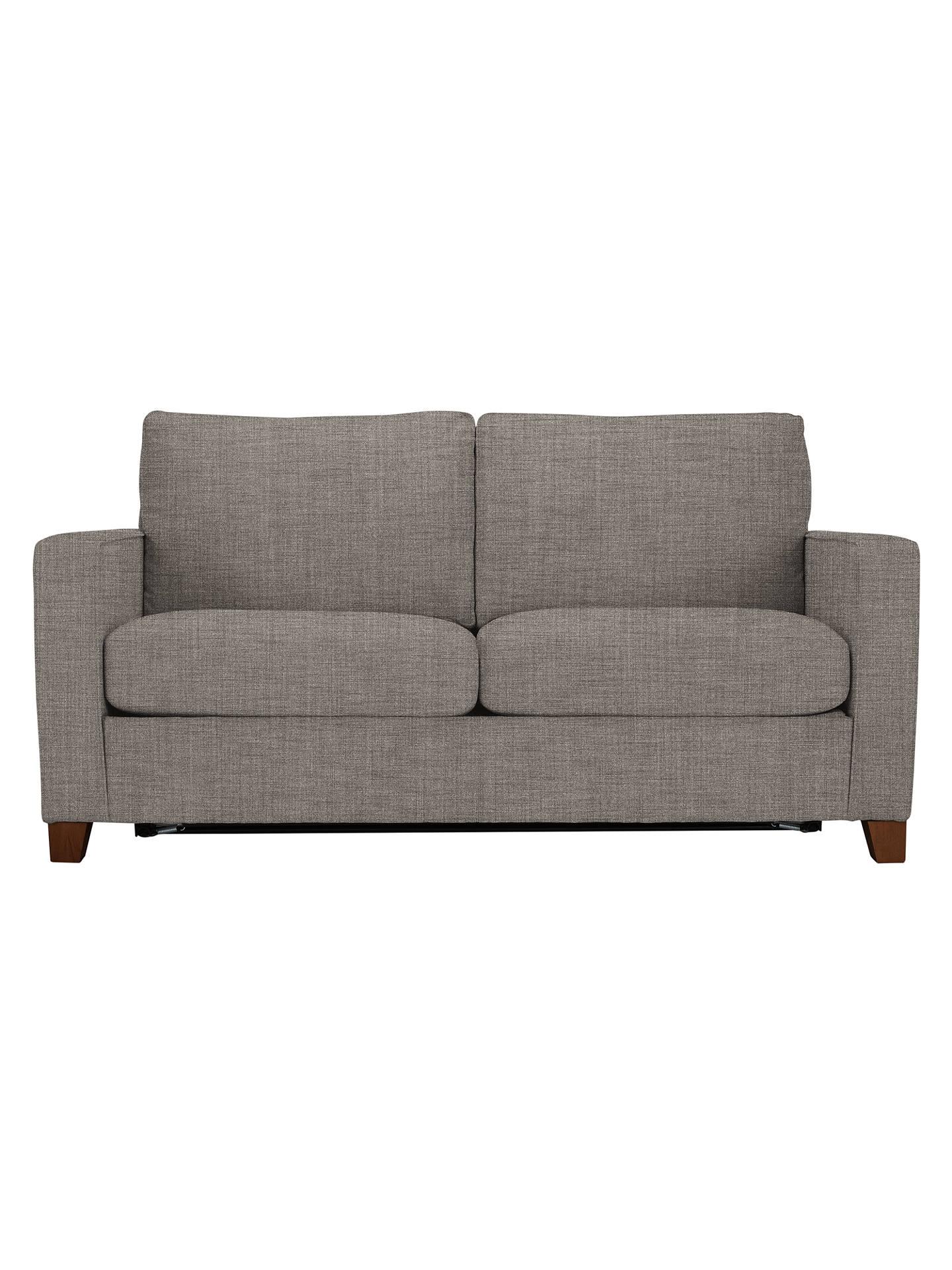 john lewis the basics jackson medium 2 seater sofa bed. Black Bedroom Furniture Sets. Home Design Ideas