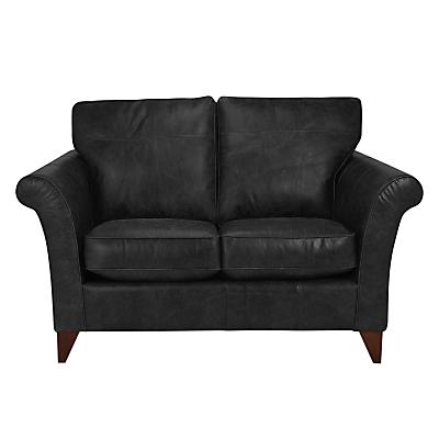John Lewis Charlotte Semi Aniline Small 2 Seater Sofa