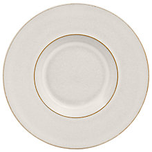 Buy Denby Natural Canvas Tea Saucer Online at johnlewis.com