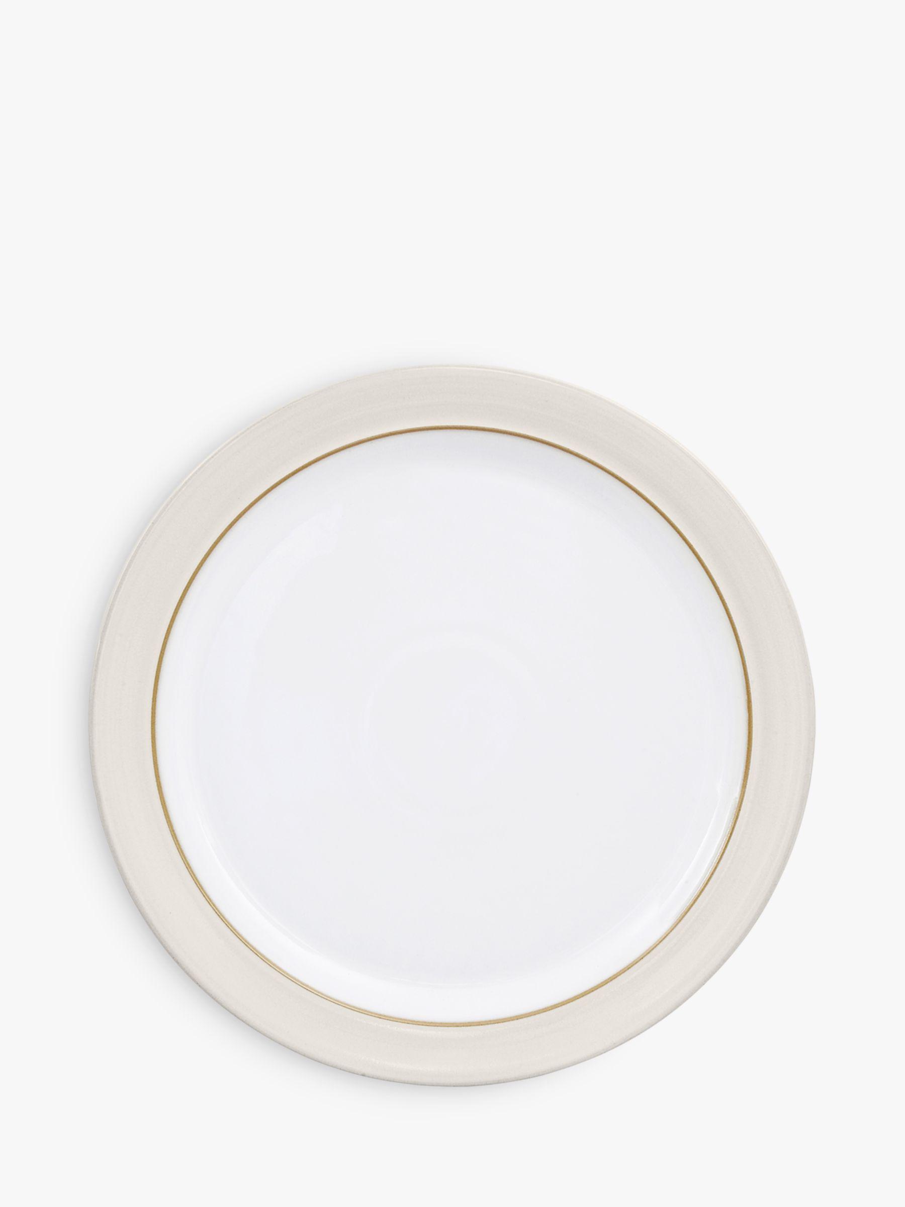 Denby USA Natural Canvas Salad Plate