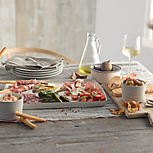 Buy Denby Natural Canvas Tableware Online at johnlewis.com