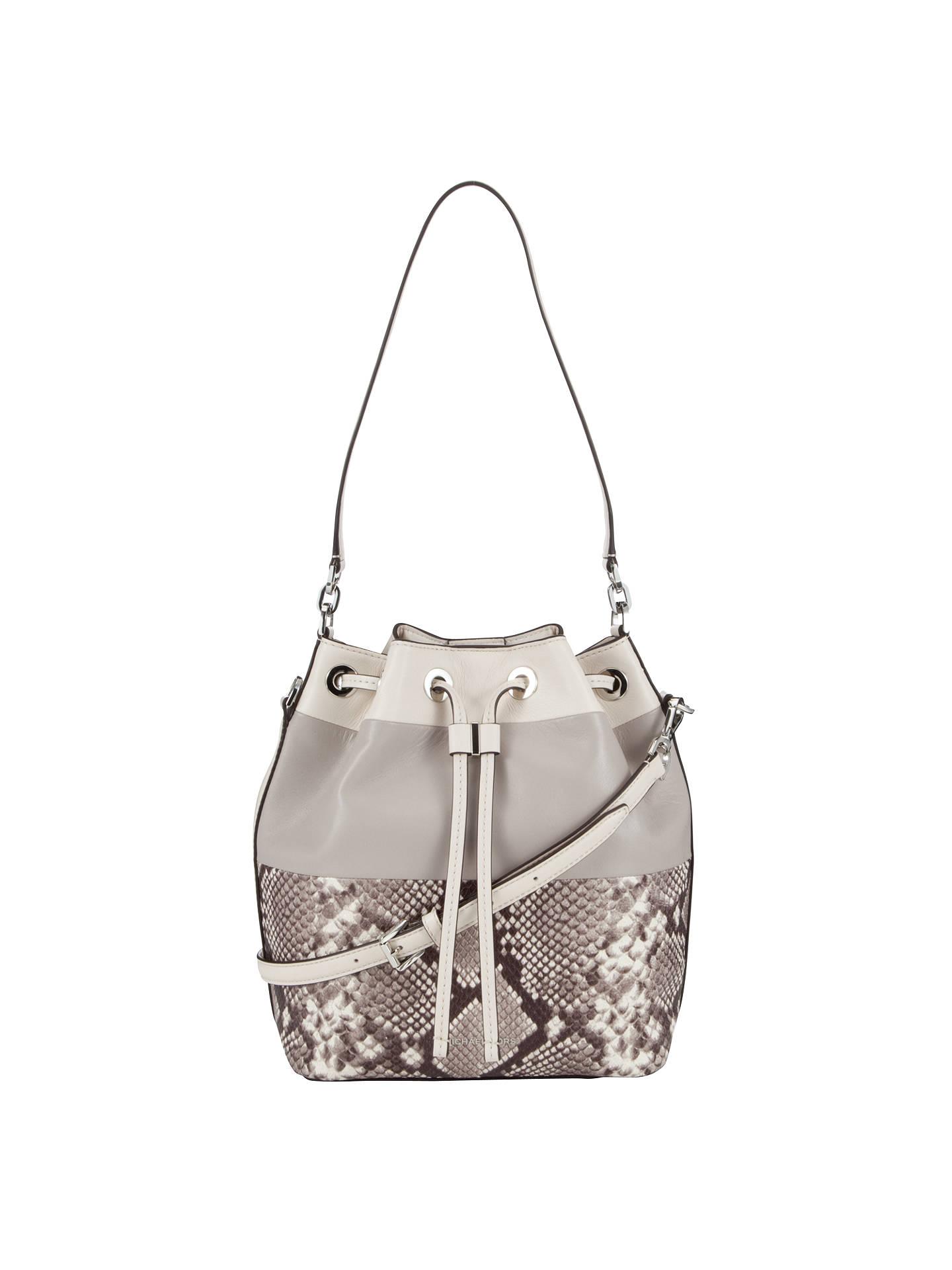 39c38e4dffd5 BuyMICHAEL Michael Kors Dottie Large Bucket Bag