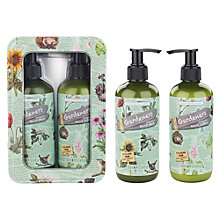 Buy Heathcote & Ivory Gardener's Hedgerow Hand Care Gift Set Online at johnlewis.com