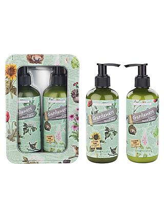 Heathcote & Ivory Gardener's Hedgerow Hand Care Gift Set