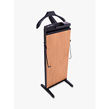 Buy Corby 700 Trouser Press, Oak Online at johnlewis.com