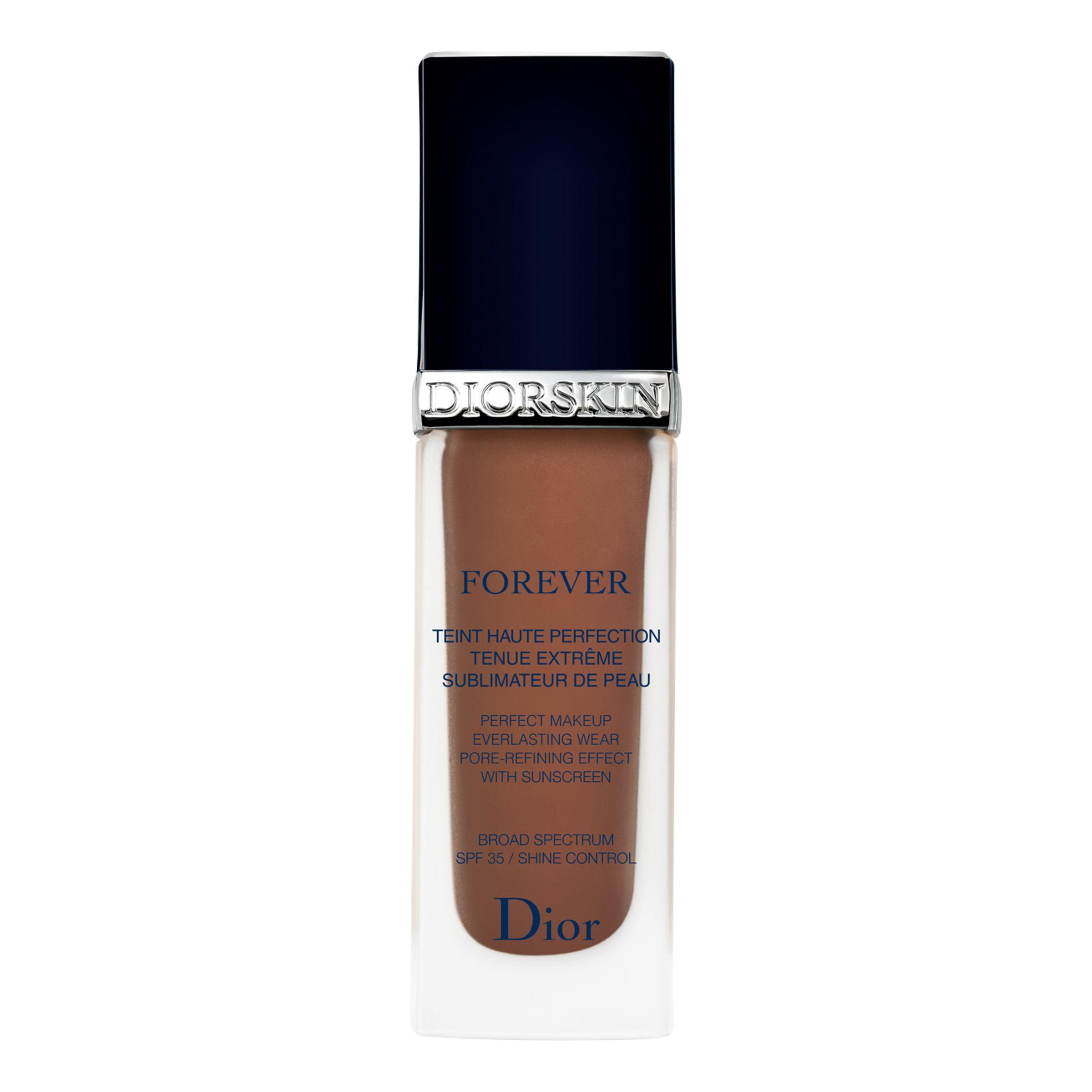 Dior Diorskin Forever Fluid Foundation Ebony 080 At John Lewis Partners