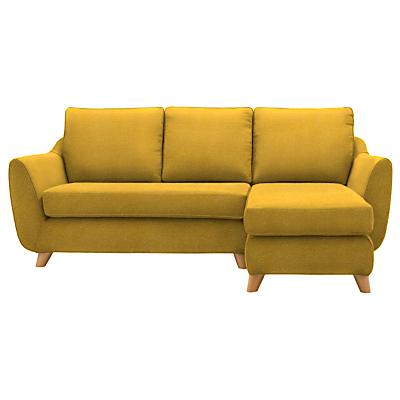G Plan Vintage The Sixty Seven LHF Chaise End Sofa