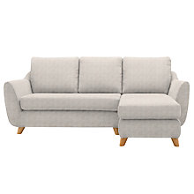 Buy G Plan Vintage The Sixty Seven RHF Chaise End Sofa Online at johnlewis.com