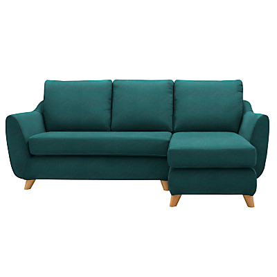 G Plan Vintage The Sixty Seven RHF 3 Seater Chaise End Sofa