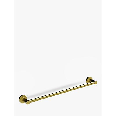 Miller Bond Brass Single Towel Rail