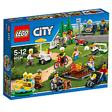 Buy LEGO City People Pack Online at johnlewis.com