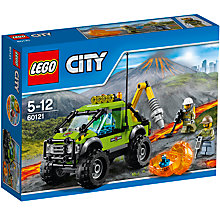Buy LEGO City 60121 Exploration Truck Online at johnlewis.com