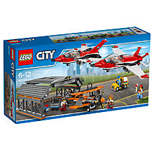Buy LEGO Airport Air Show Online at johnlewis.com