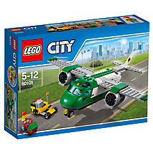 Buy LEGO City Airport Cargo Plane Online at johnlewis.com