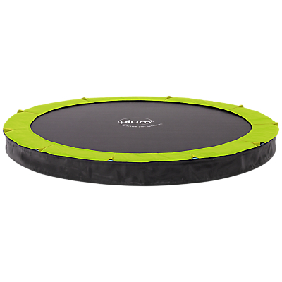 Plum 12ft In Ground Trampoline