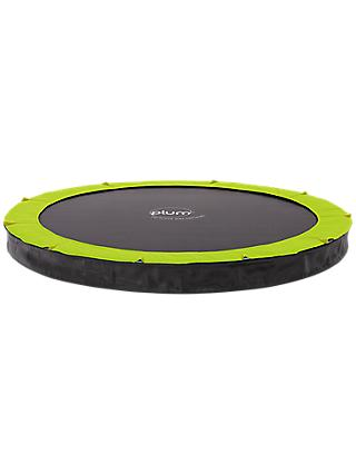 Plum 8ft In-Ground Trampoline