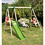 Buy TP Toys Forest Slide and Swing Multiplay Set Online at johnlewis.com
