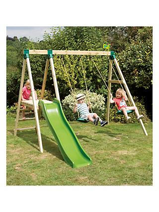 TP Toys Forest Slide and Swing Multiplay Set