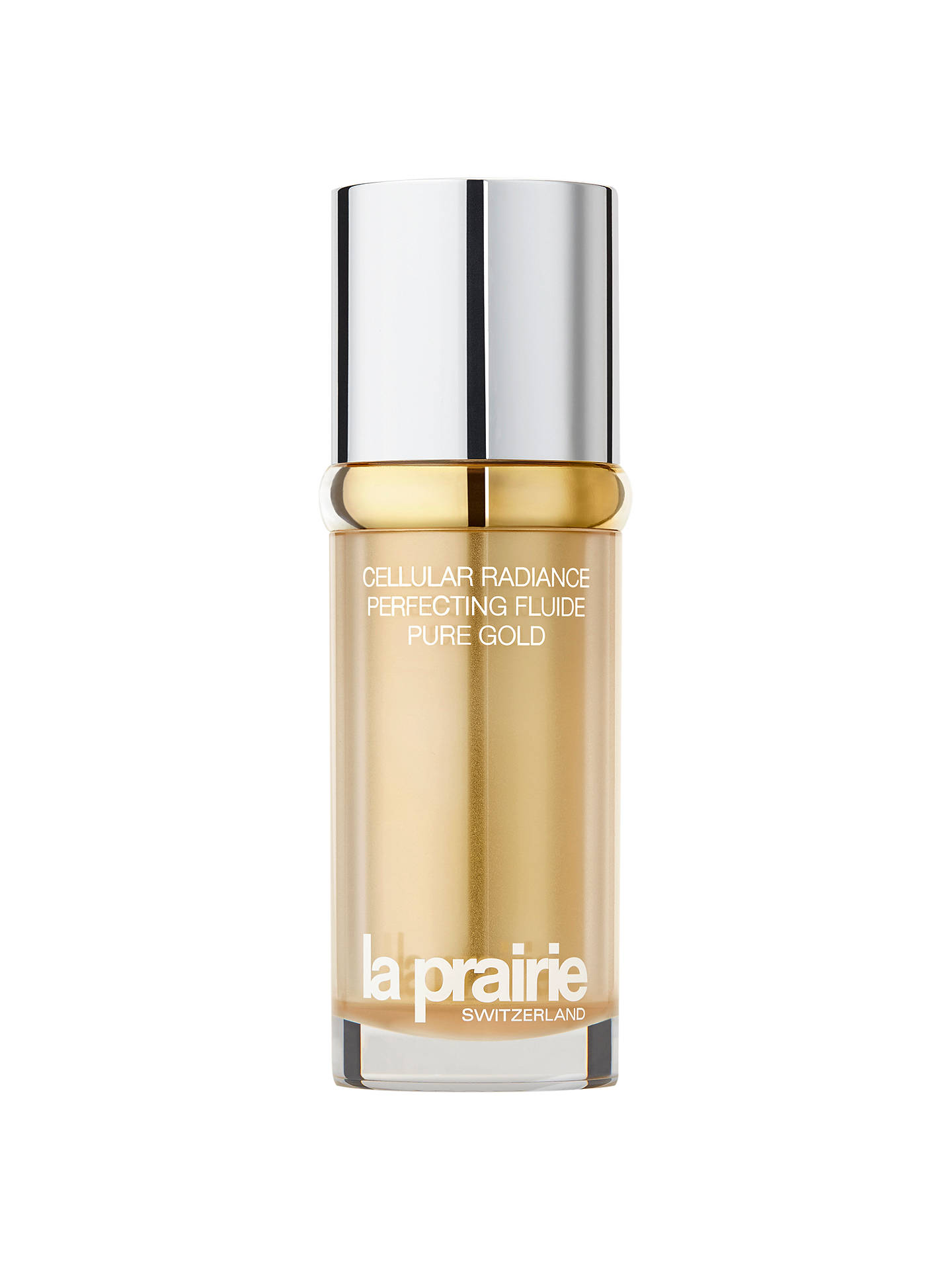 Buy La Prairie Cellular Radiance Perfecting Fluide Pure Gold, 40ml Online at johnlewis.com