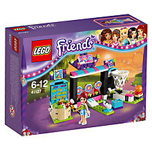 Buy LEGO Friends Amusement Park Arcade Online at johnlewis.com