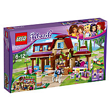 Buy LEGO Friends Heartlake Riding Club Online at johnlewis.com