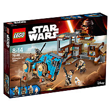 Buy LEGO Star Wars 75148 Encounter on Jakku Online at johnlewis.com