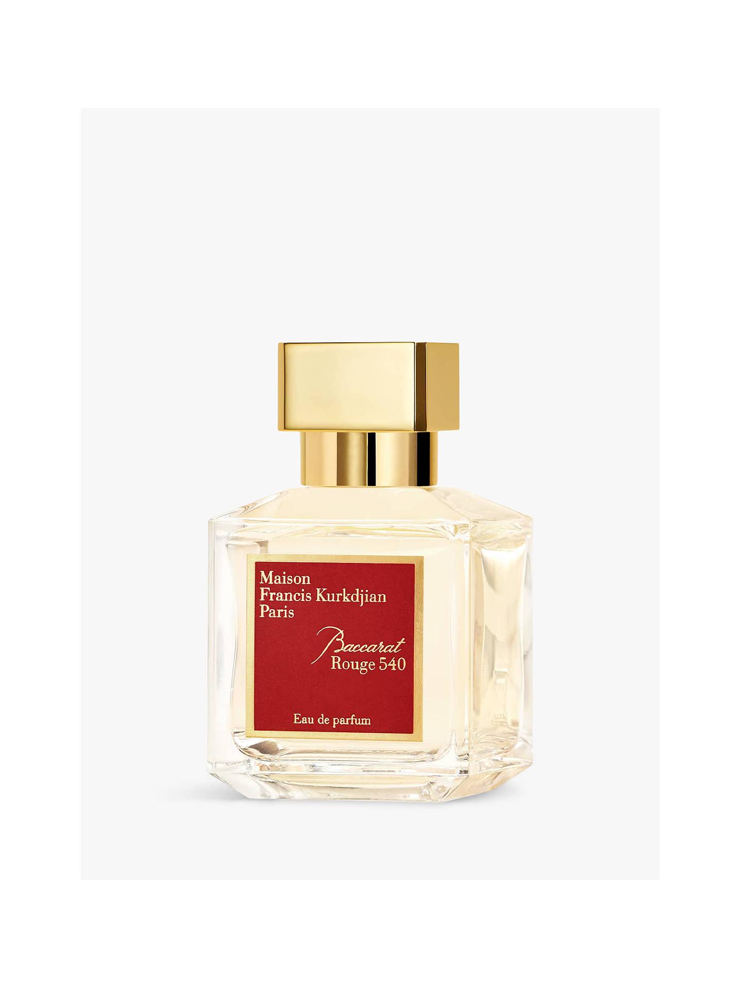 Maison Francis Kurkdjian Baccarat Rouge 540 Eau De Parfum 70ml At