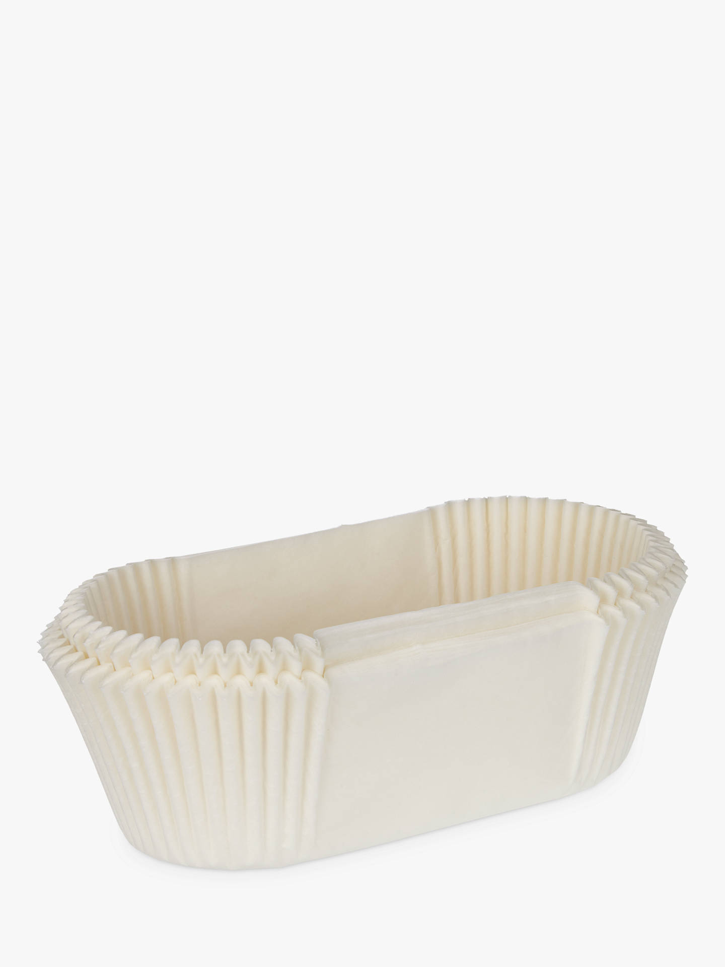 john lewis partners 1lb loaf tin liners at john lewis. Black Bedroom Furniture Sets. Home Design Ideas