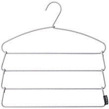 Buy Brabantia 4 Pair Trouser Hanger Online at johnlewis.com
